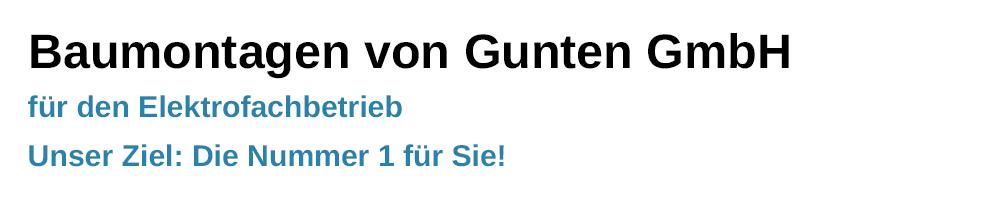 Logo von Gunten