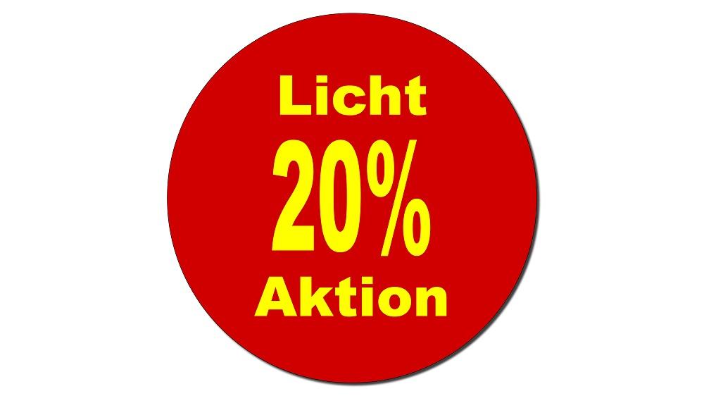 Licht Aktion