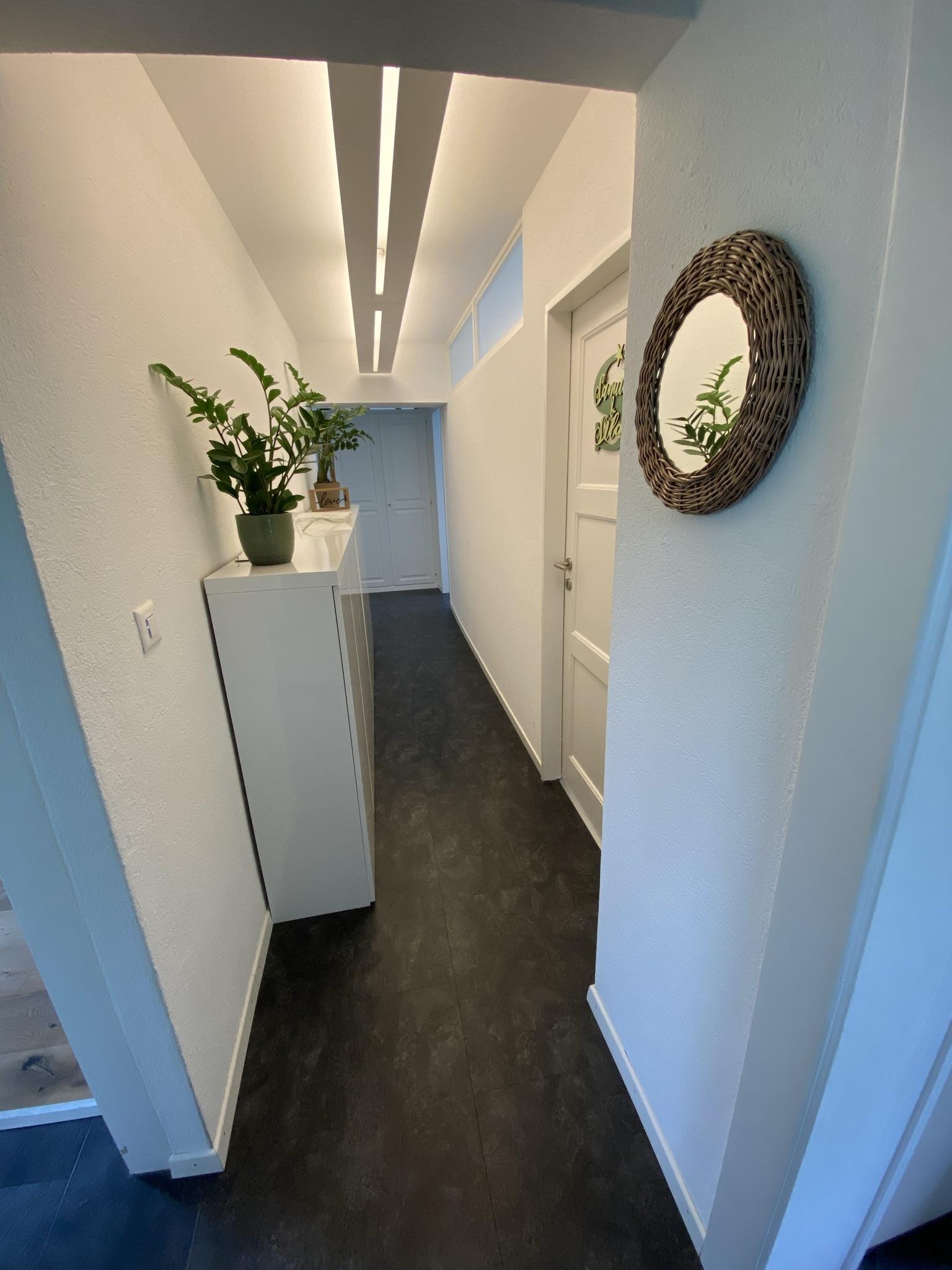 LED Deckenleuchte Korridor
